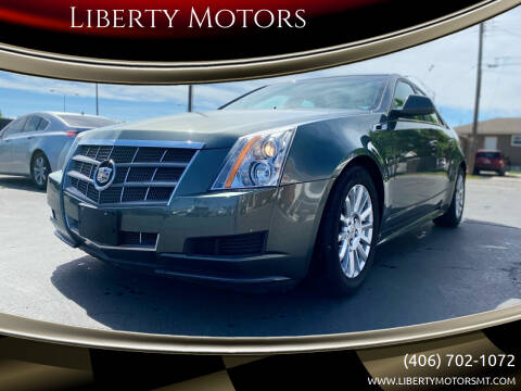 2011 Cadillac CTS for sale at Liberty Motors in Billings MT