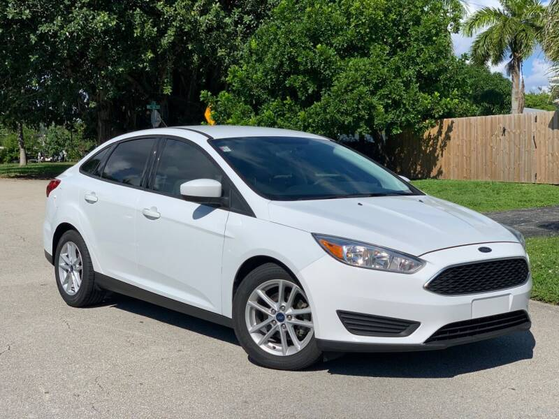2018 Ford Focus for sale at Citywide Auto Group LLC in Pompano Beach FL