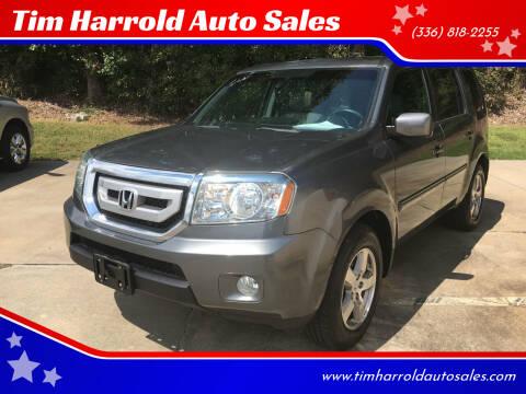 2011 Honda Pilot for sale at Tim Harrold Auto Sales in Wilkesboro NC