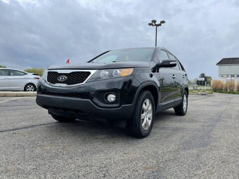 2013 Kia Sorento for sale at Instant Auto Sales - Lancaster in Lancaster OH