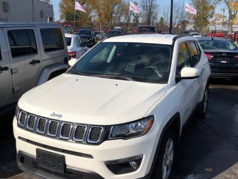 2017 Jeep Compass for sale at Mr Intellectual Cars in Shelby Township MI