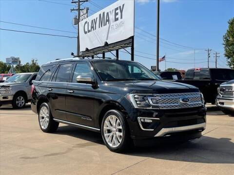 2018 Ford Expedition for sale at Clay Maxey Fort Smith in Fort Smith AR