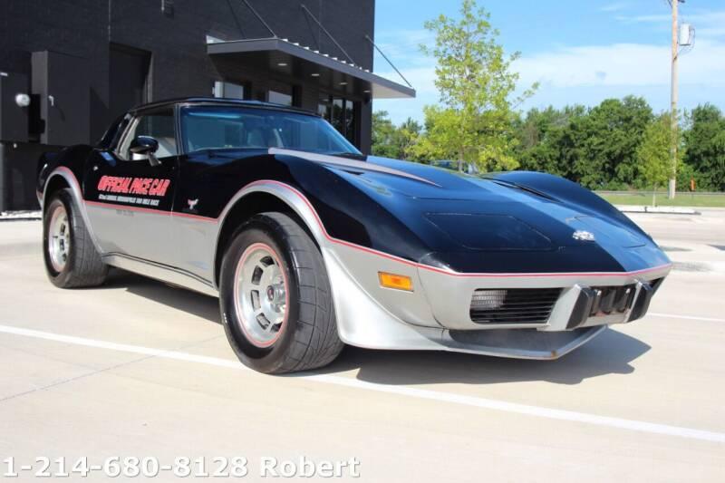 1978 Chevrolet Corvette for sale in Dallas, TX