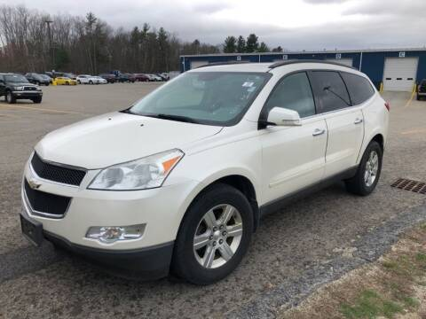 2011 Chevrolet Traverse for sale at Clinton MotorCars in Shrewsbury MA