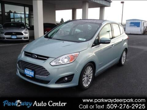 2013 Ford C-MAX Hybrid for sale at PARKWAY AUTO CENTER AND RV in Deer Park WA