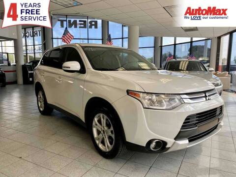 2015 Mitsubishi Outlander for sale at Auto Max in Hollywood FL