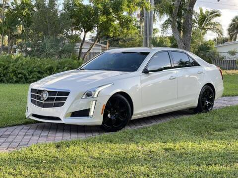 2014 Cadillac CTS for sale at Citywide Auto Group LLC in Pompano Beach FL