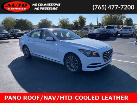 2015 Hyundai Genesis for sale at Auto Express in Lafayette IN