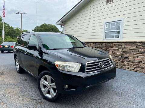 2009 Toyota Highlander for sale at No Full Coverage Auto Sales in Austell GA
