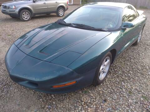 1997 Pontiac Firebird for sale at Seneca Motors, Inc. (Seneca PA) - SHIPPENVILLE, PA LOCATION in Shippenville PA