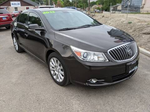 2013 Buick LaCrosse for sale at SOLIS AUTO SALES INC in Elko NV
