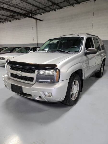 2008 Chevrolet TrailBlazer for sale at Brian's Direct Detail Sales & Service LLC. in Brook Park OH