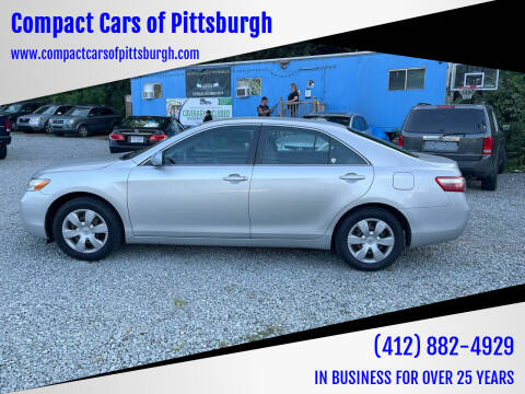 2009 Toyota Camry for sale at Compact Cars of Pittsburgh in Pittsburgh PA
