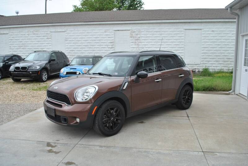 2013 MINI Countryman for sale at Mladens Imports in Perry KS