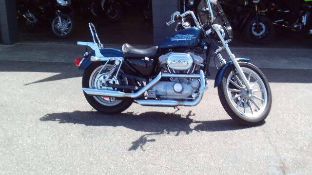 1998 Harley-Davidson XL 883 Hugger for sale at Goodfella's  Motor Company in Tacoma WA