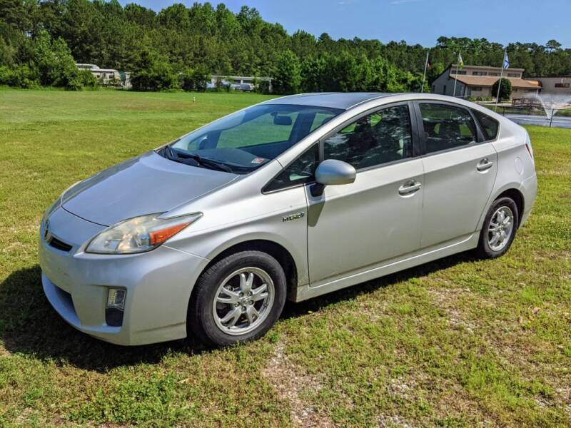 2010 Toyota Prius for sale at Hal's Auto Sales in Suffolk VA