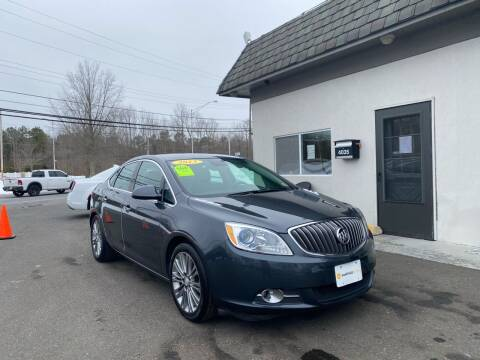 2013 Buick Verano for sale at Vantage Auto Group in Tinton Falls NJ