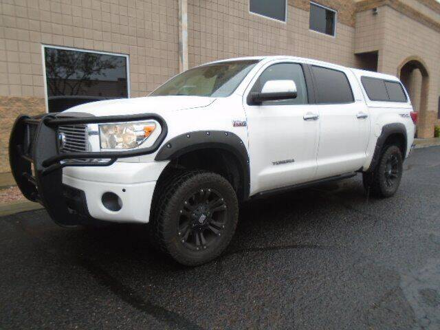 2013 Toyota Tundra for sale at COPPER STATE MOTORSPORTS in Phoenix AZ