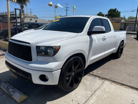 2013 Toyota Tundra for sale at JR'S AUTO SALES in Pacoima CA