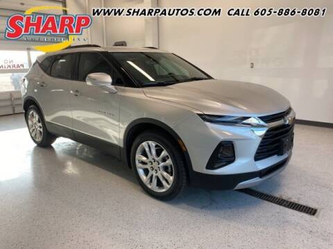 2021 Chevrolet Blazer for sale at Sharp Automotive in Watertown SD