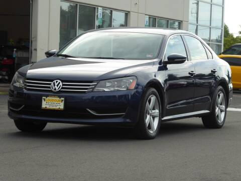 2012 Volkswagen Passat for sale at Loudoun Used Cars - LOUDOUN MOTOR CARS in Chantilly VA