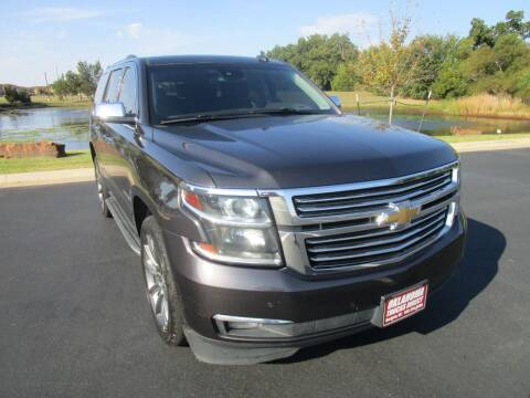 2015 Chevrolet Tahoe for sale at Oklahoma Trucks Direct in Norman OK