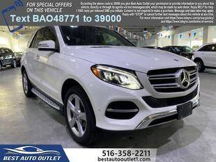 2018 Mercedes-Benz GLE for sale at Best Auto Outlet in Floral Park NY