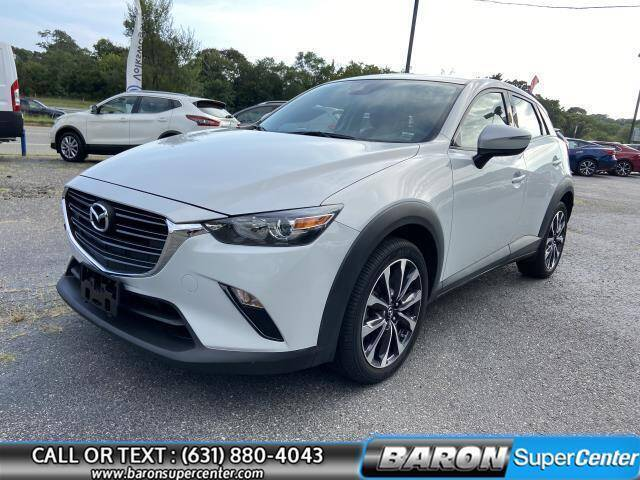 2019 Mazda CX-3 for sale at Baron Super Center in Patchogue NY