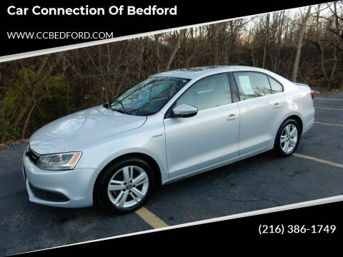 2013 Volkswagen Jetta for sale at Car Connection of Bedford in Bedford OH