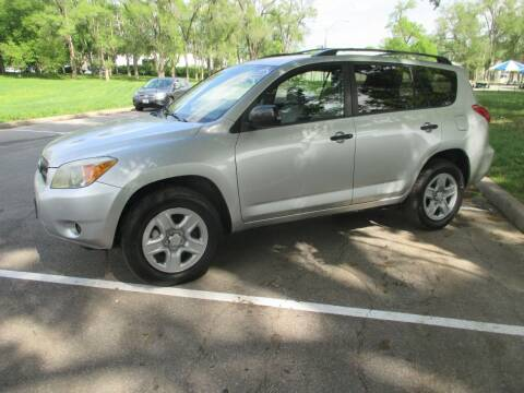 2008 Toyota RAV4 for sale at RENNSPORT Kansas City in Kansas City MO