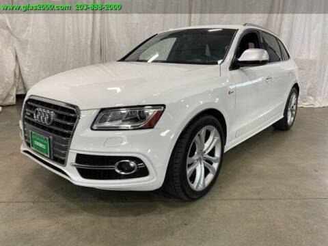 2015 Audi SQ5 for sale at Green Light Auto Sales LLC in Bethany CT