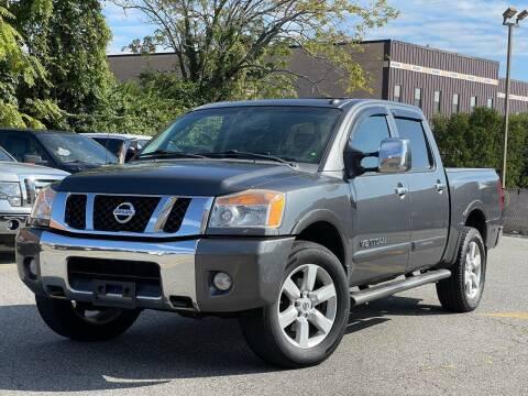2010 Nissan Titan for sale at MAGIC AUTO SALES - Magic Auto Prestige in South Hackensack NJ