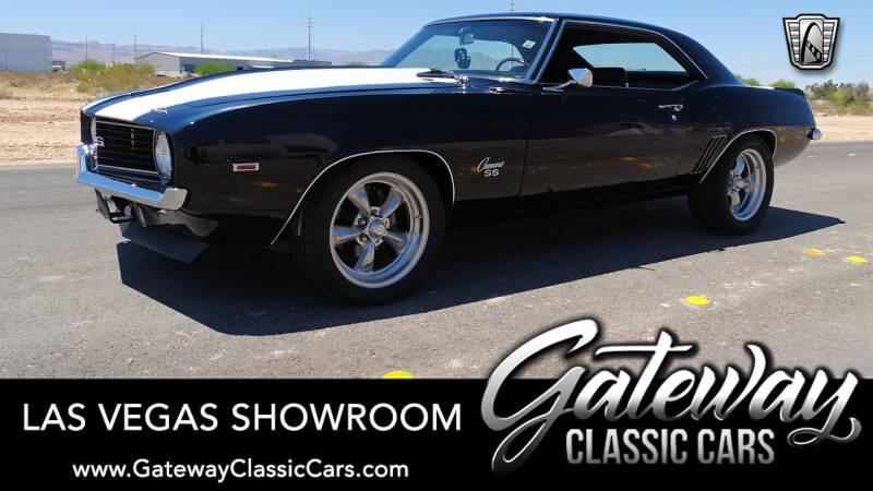 1969 Chevrolet Camaro for sale in Las Vegas, NV
