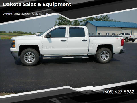 2014 Chevrolet Silverado 1500 for sale at Dakota Sales & Equipment in Arlington SD