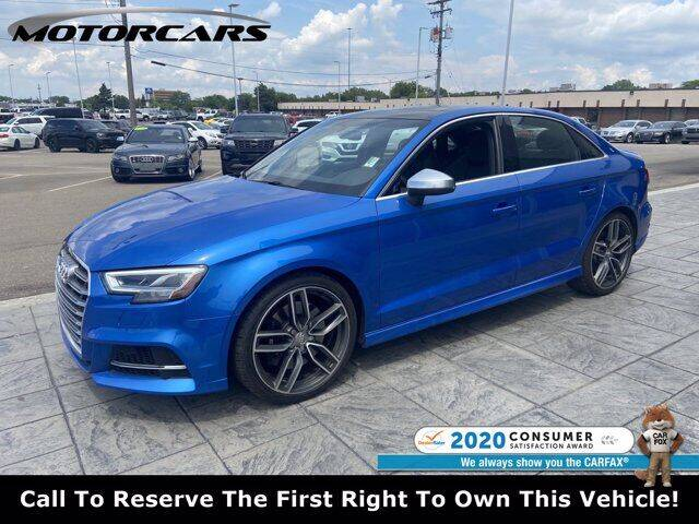 2018 Audi S3 for sale in Lansing, MI