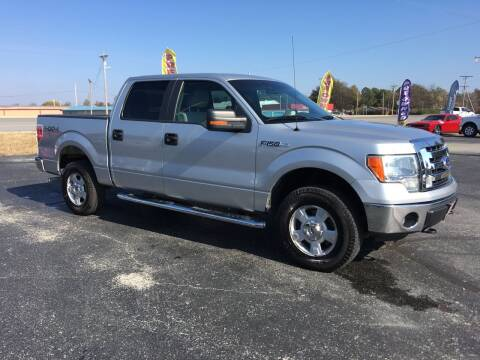 2010 Ford F-150 for sale at Towell & Sons Auto Sales in Manila AR