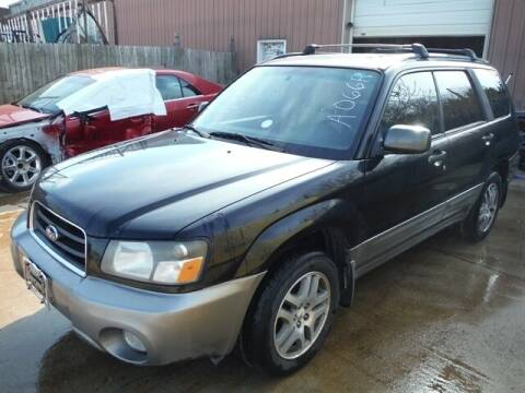 2005 Subaru Forester for sale at East Coast Auto Source Inc. in Bedford VA