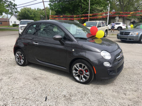 2015 FIAT 500 for sale at Antique Motors in Plymouth IN