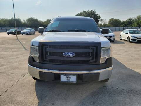 2013 Ford F-150 for sale at JJ Auto Sales LLC in Haltom City TX