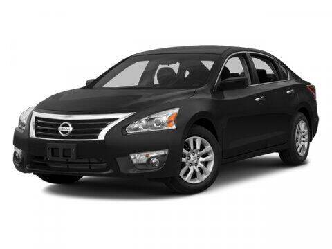2014 Nissan Altima for sale at WOODY'S AUTOMOTIVE GROUP in Chillicothe MO