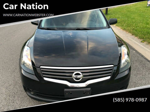 2009 Nissan Altima for sale at Car Nation in Webster NY