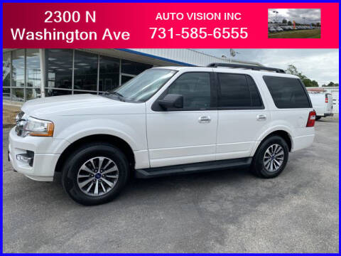 2015 Ford Expedition for sale at Auto Vision Inc. in Brownsville TN