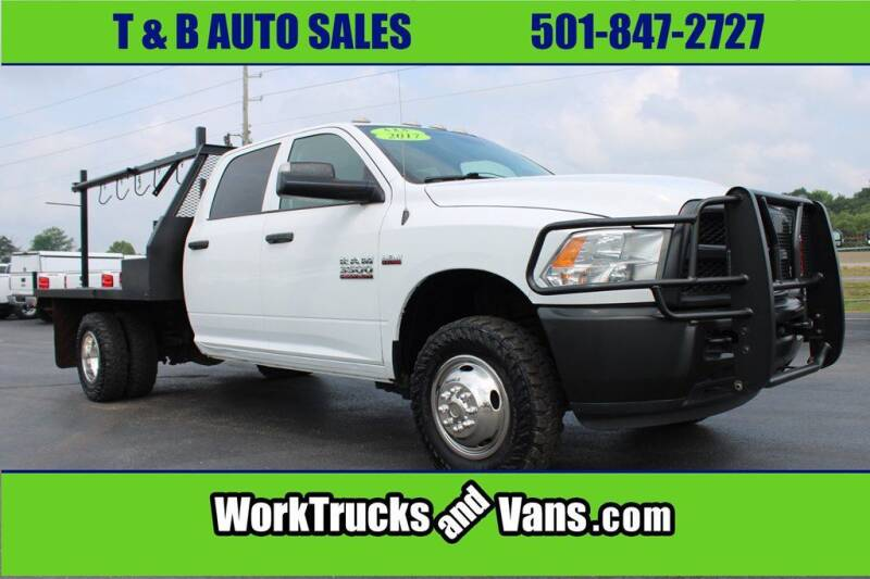 2017 RAM Ram Chassis 3500 for sale in Bryant, AR