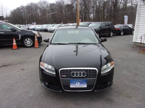 2008 Audi A4 for sale at Balic Autos Inc in Lanham MD