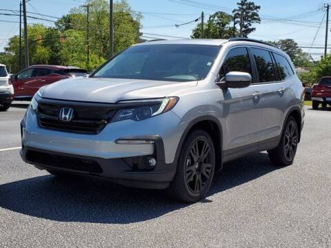 2021 Honda Pilot for sale at Gentry & Ware Motor Co. in Opelika AL