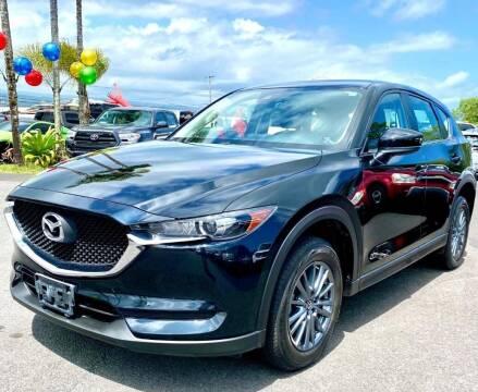 2017 Mazda CX-5 for sale at PONO'S USED CARS in Hilo HI