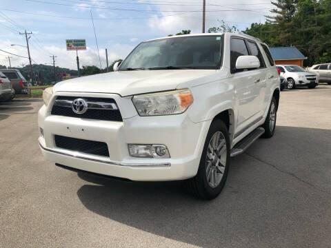 2011 Toyota 4Runner for sale at Morristown Auto Sales in Morristown TN