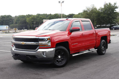 2017 Chevrolet Silverado 1500 for sale at Auto Guia in Chamblee GA