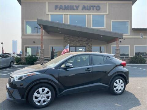 2019 Toyota C-HR for sale at Moses Lake Family Auto Center in Moses Lake WA