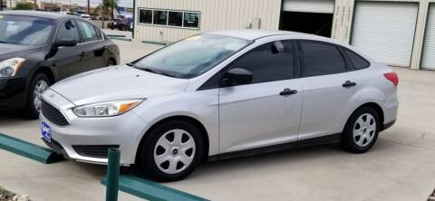 2015 Ford Focus for sale at Budget Motors in Aransas Pass TX